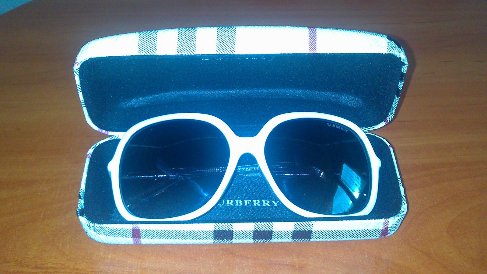 Burberry okuliare cda55ba02af