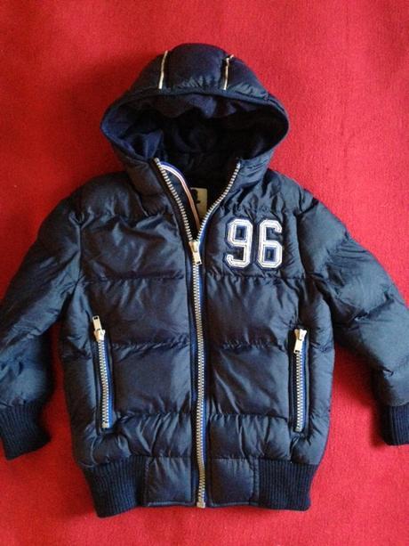 Chlapcenska zimna bunda 837f9fdaba3