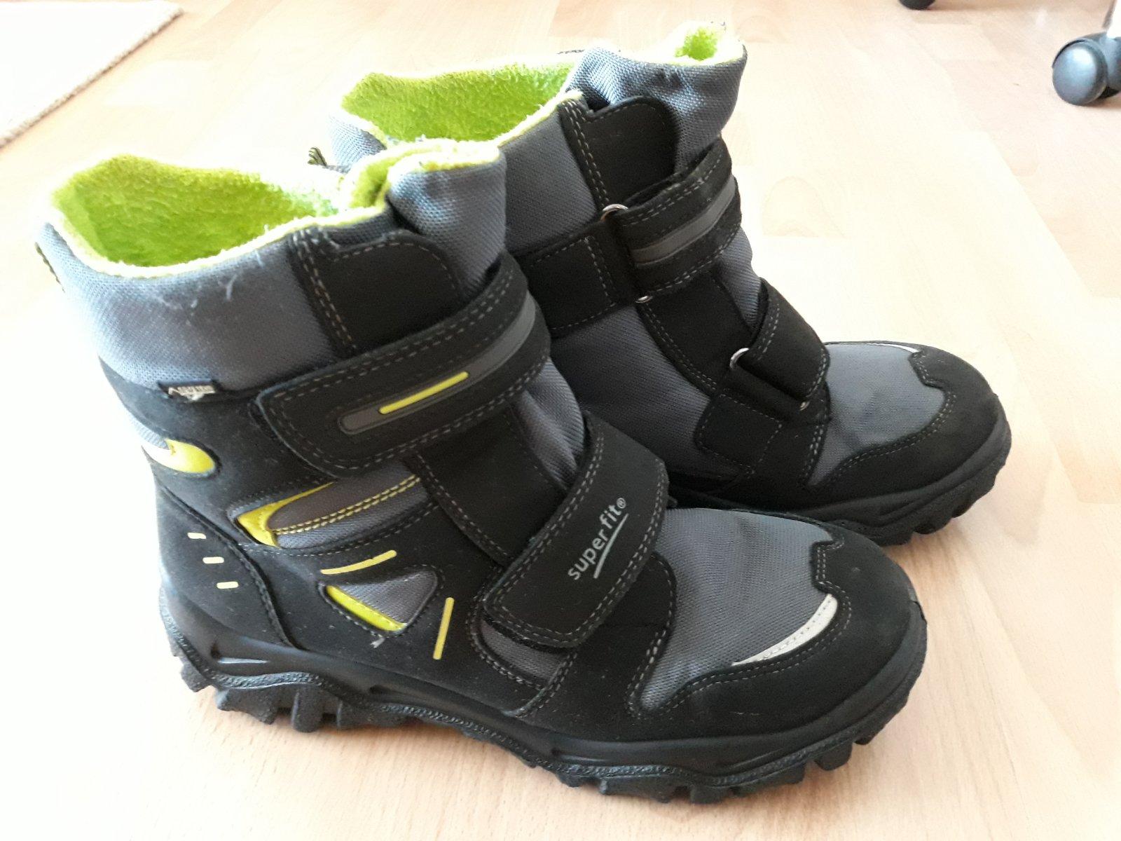 4e11c6c3fbb3 Zimné nepremokavé topánky superfit