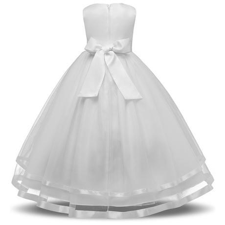 9149a6c1d011 Detské šaty lp-62 biele