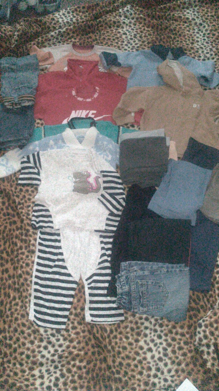 c63f060c1c90 Predám balíček oblečenia pre chlapčeka veľkosť 86