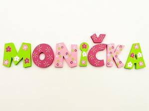 všetko najlepšie malým aj veľkým Monikám :)