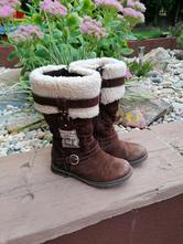 Semišové čižmy, bobbi shoes,28