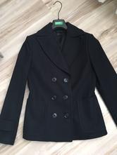 Benetton vlnený kabátik, benetton,40