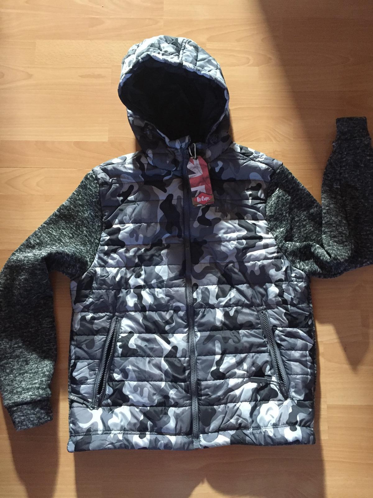 ff2357c01 Panska bunda lee cooper maskacova, lee cooper,m - 20 € od predávajúcej  5laci14   Detský bazár   ModryKonik.sk
