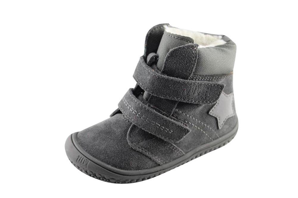 33dc743ed Detské kožené zimné topánky, filii,22 / 23 / 29 / 30 - 74,95 € od  predávajúcej barefootnozka | Detský bazár | ModryKonik.sk