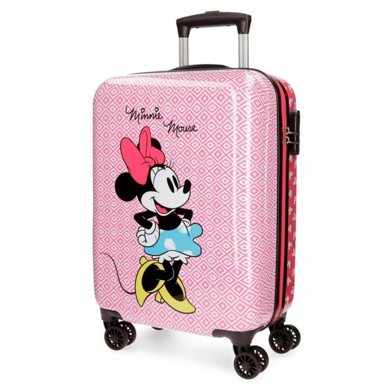 424057efc6b4c Luxusný detský abs cestovný kufor minnie mouse, - 105 € od predávajúcej  monza_zm | Detský bazár | ModryKonik.sk