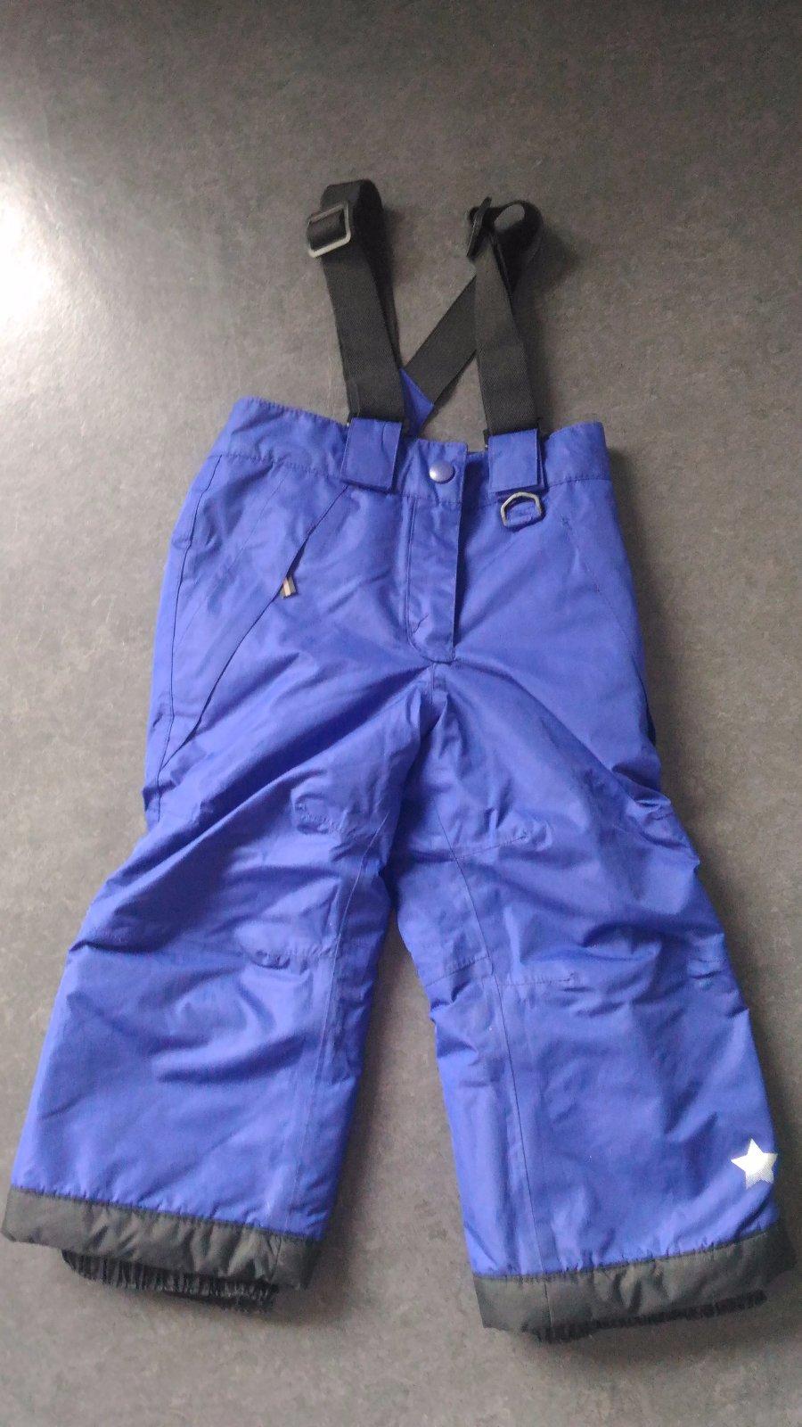 83c66208efd3 Lyžiarske nohavice - oteplovačky 86 92