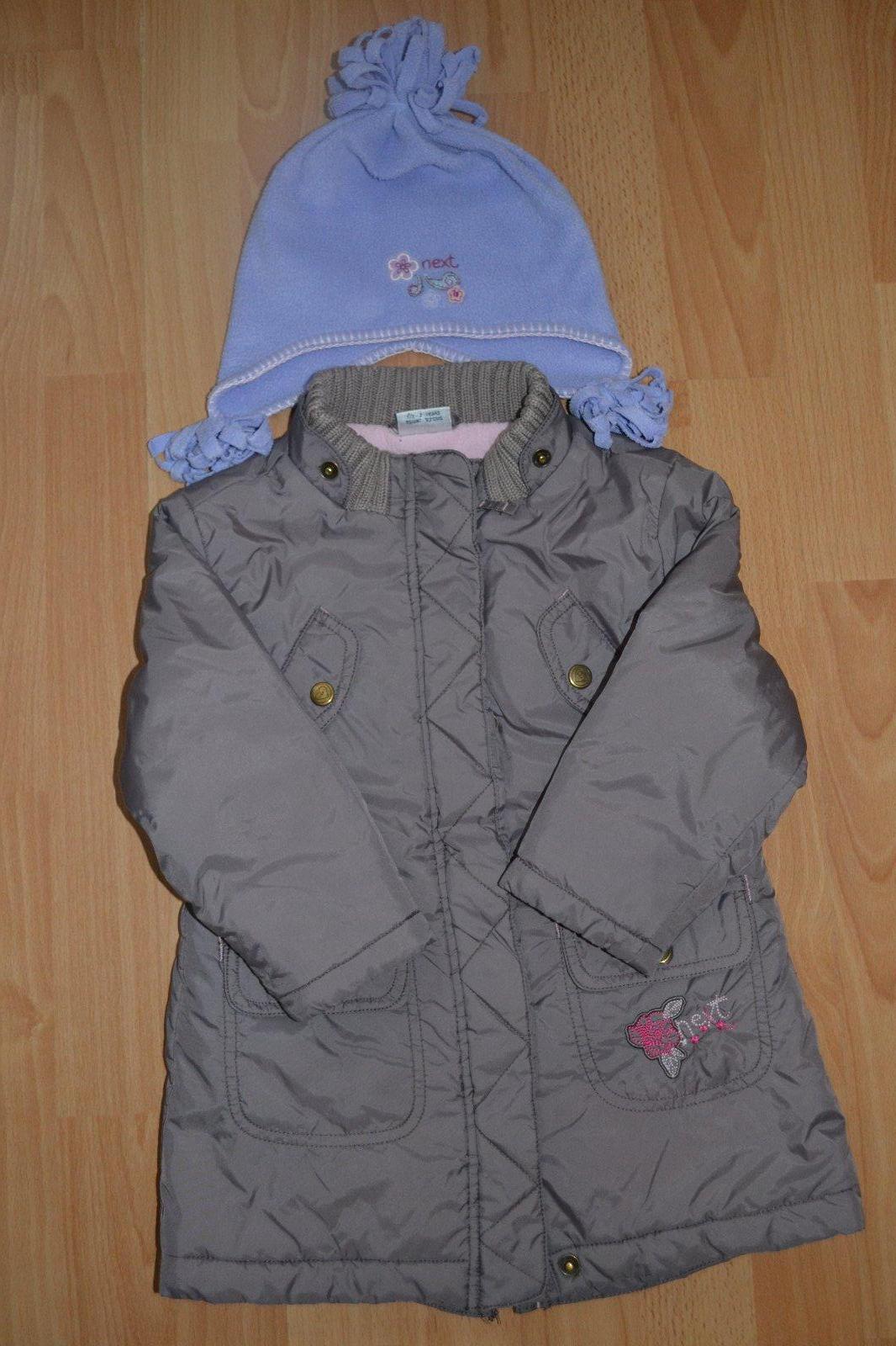 c56ac3d5f Zimná bunda s čiapkou, next,92 - 8 € od predávajúcej lydush007 | Detský  bazár | ModryKonik.sk