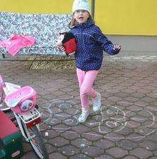 2x Lienka Školienka u Xenky na víkende - marec 2019´