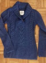 Dámsky pletený pulóver, h&m,s