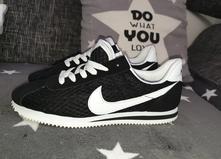 Nike tenisky čierne, nike,40