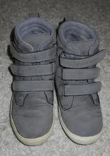 Topánky zateplené prechodky zn. frank walker, humanic,36