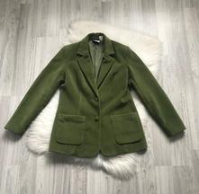 Dámske zelené sako, 42