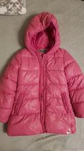 Zimna bunda benetton na 4-5 rokov, benetton,110