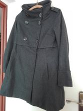 0fd8677726 Tehotenský kabát v tvare a