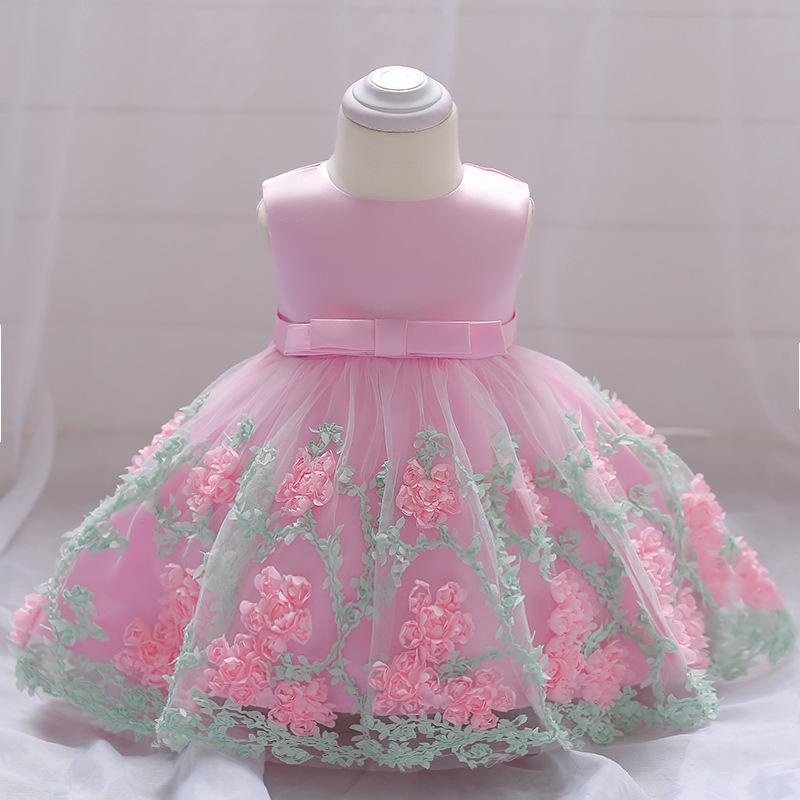 f9485d3eee89 Krásne detské šaty l1845xz - ružové