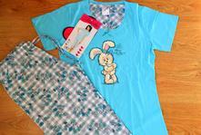 Dámske pyžamko krátke, vienetta secret,l / m / s / xl