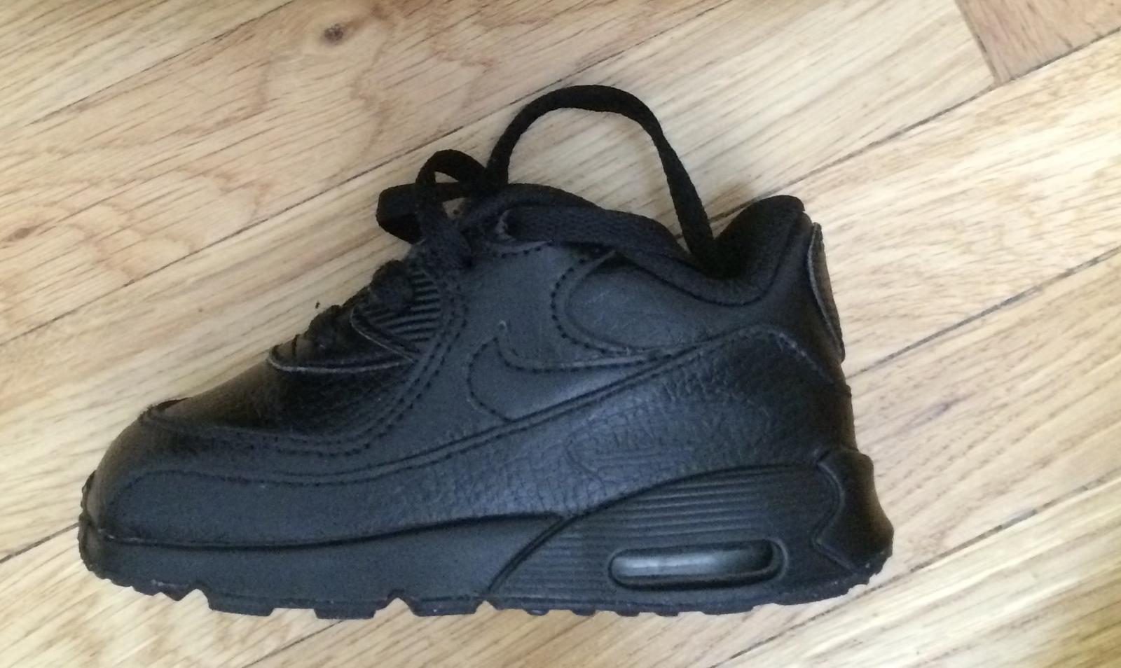 Nike air max 90 celokožené čierne 22 fbc1cc016bc