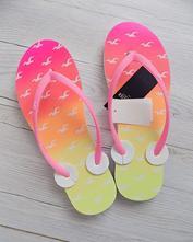 98c6f887b0 Flip flop žabky hollister veľkosť 37 a 38