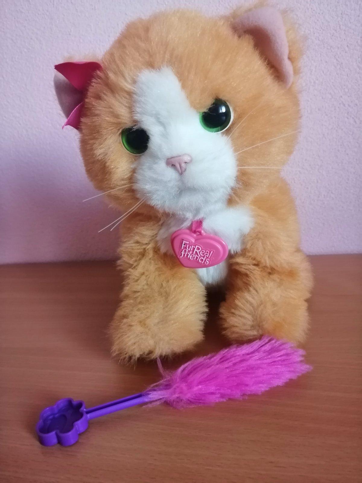 Interaktívna mačka furreal 29ca605da03