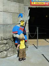 Legoland Nemecko - august 2010