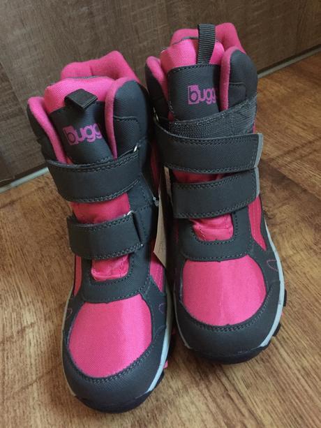 7821010333b8 Dievčenské zimné topánky   snehule bugga nenosené