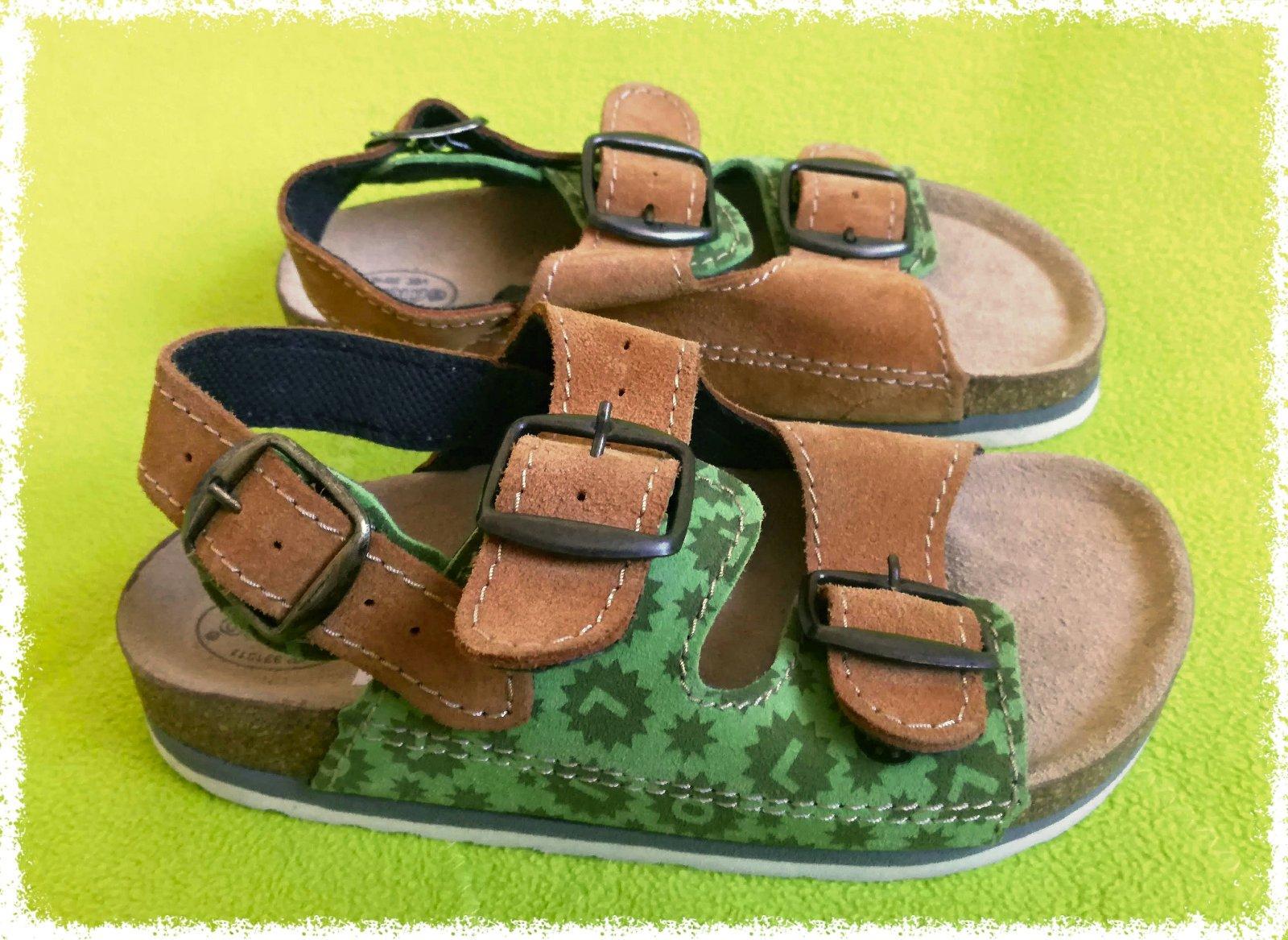867e16f807e1 Ortopedické sandále