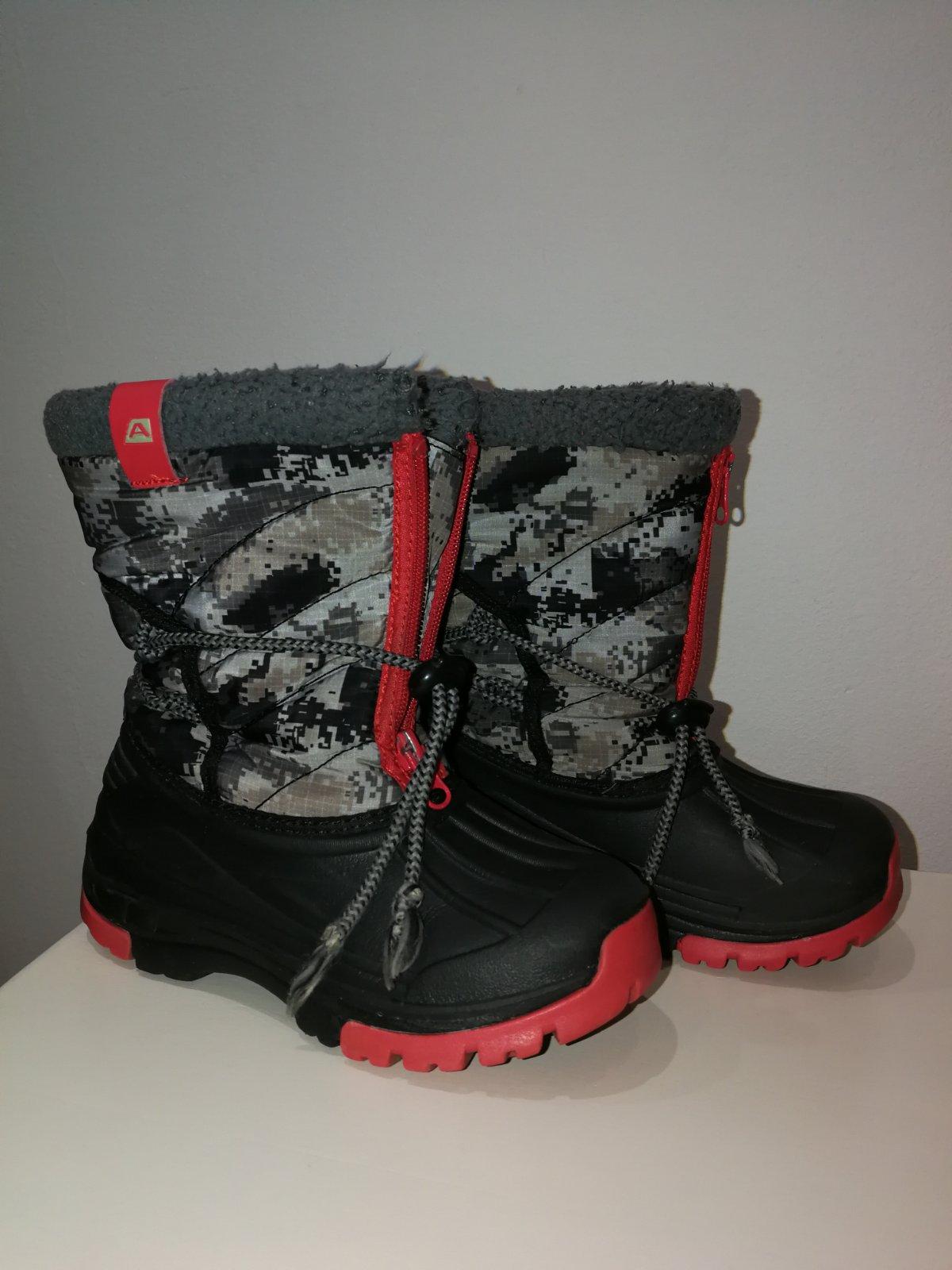 c203f27b06 Alpine pro zateplené zimné topánky