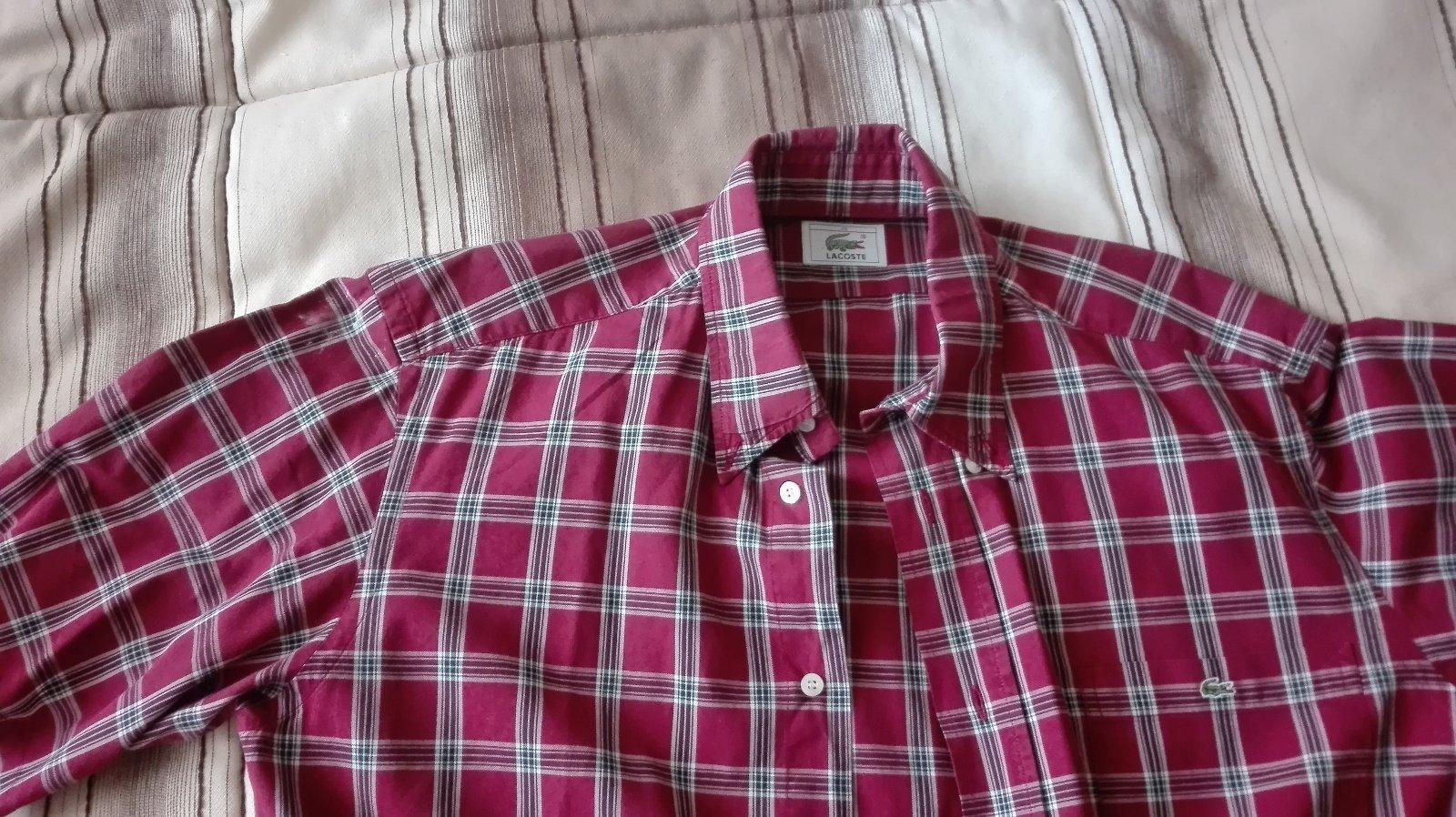 9f2d19a6b168 Pánska košeľa