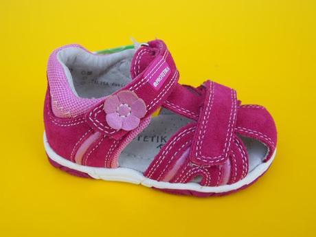 eb8e9173657 Kožené sandálky protetika - talisa fuxia, protetika,24 / 26 - 29,90 € od  predávajúcej danka32 | Detský bazár | ModryKonik.sk