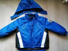 Zimná bunda pre chlapca, lupilu,86
