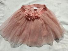 Tylová tutu suknička s flitrami, f&f,86