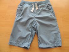 Krátke chlapčenské nohavice v.146, h&m,146
