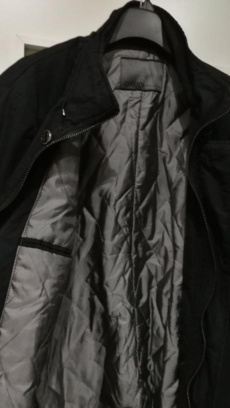 Gaudi štýlová dlhšia pánska bunda kabát 7c89630dc02