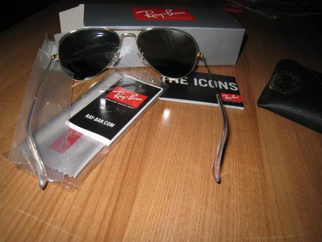 1f6dfef9d Slnečné okuliare ray ban rb3025, - 65 € od predávajúcej zuzinas ...