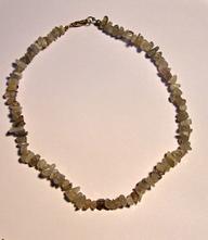 náhrdelník- achát,