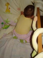 Takto som dnes zaspala :-)