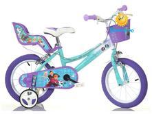"""Detský bicykel - 16"""" dino 166rfz2 frozen ,"""