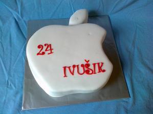 torta apple, svetly korpus, pribinačikova plnka, maliny