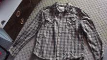 Pánska frajerská košeľa, kenvelo,m