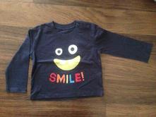 Tricko smile nenosene, f&f,80