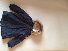 Zimná bunda parka, lindex,116