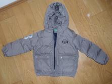 Benetton zimná bunda bundička, benetton,110