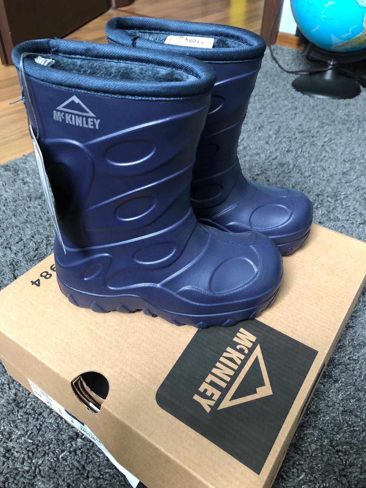 9384f72ec489 Mckinley zimné topánky
