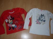 2 parádne tričká pre malú kočku, dopodopo,128