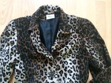 Štýlový kabátik leopardieho vzoru, pimkie,m