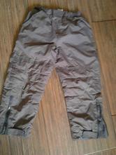 Zateplene nohavice detske, 116