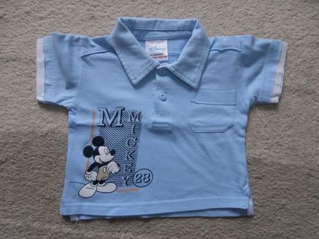 Polokošeľa - tričko, disney,56