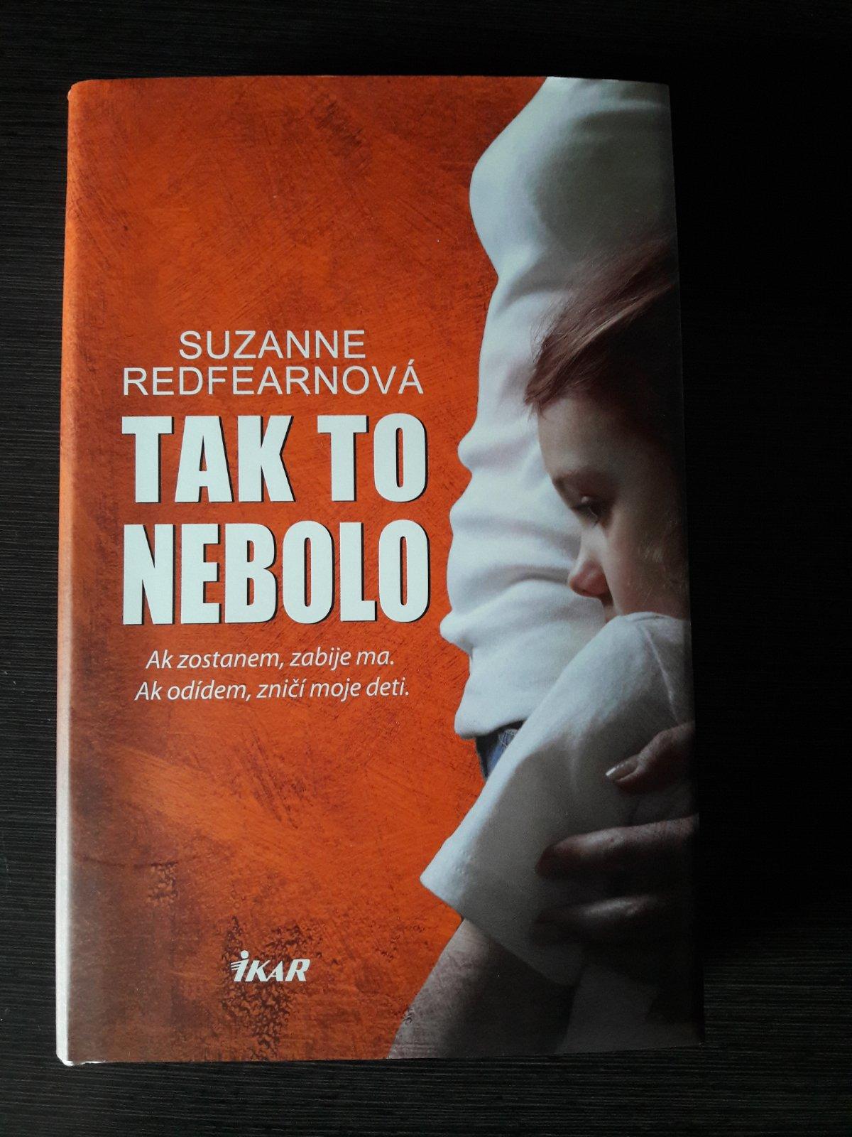 Kniha tak to nebolo (suzanne redfearnova), - 5 € od predávajúcej micha22    Bazár - Modrý koník